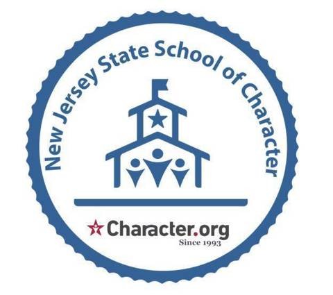 Image result for New Jersey State School of Character logo