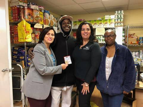 Hopes Dreams Foundation Makes Donation In Hackensack And Paramus