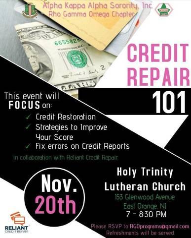 Credit Repair East Chatham Heights VA