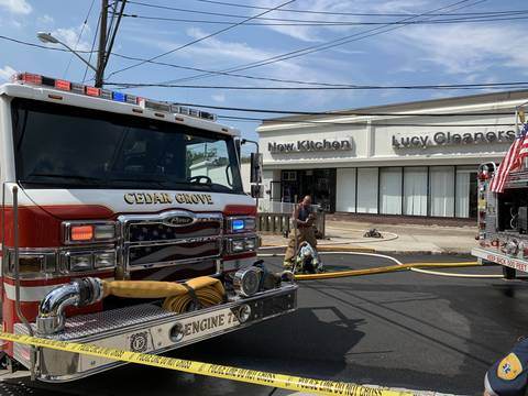 Fire at New Kitchen Restaurant in Cedar Grove | TAPinto