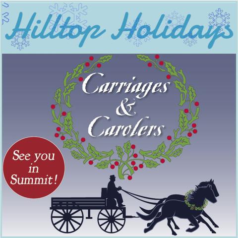 And Prance: Summit's 'carriages & Carolers' Program Begins, Continues Saturdays Through Dec. 22
