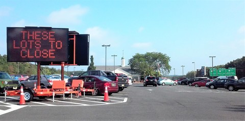 Parkway's Monmouth Rest Stop in Wall Shut Down for 10-Month Make-Over | TAPinto