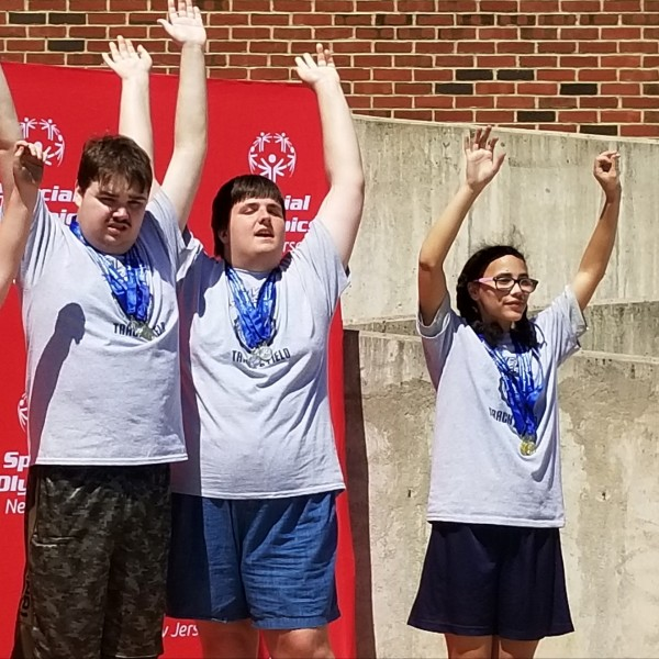 Lbi Nj: Local Athletes Head To Special Olympics New Jersey's