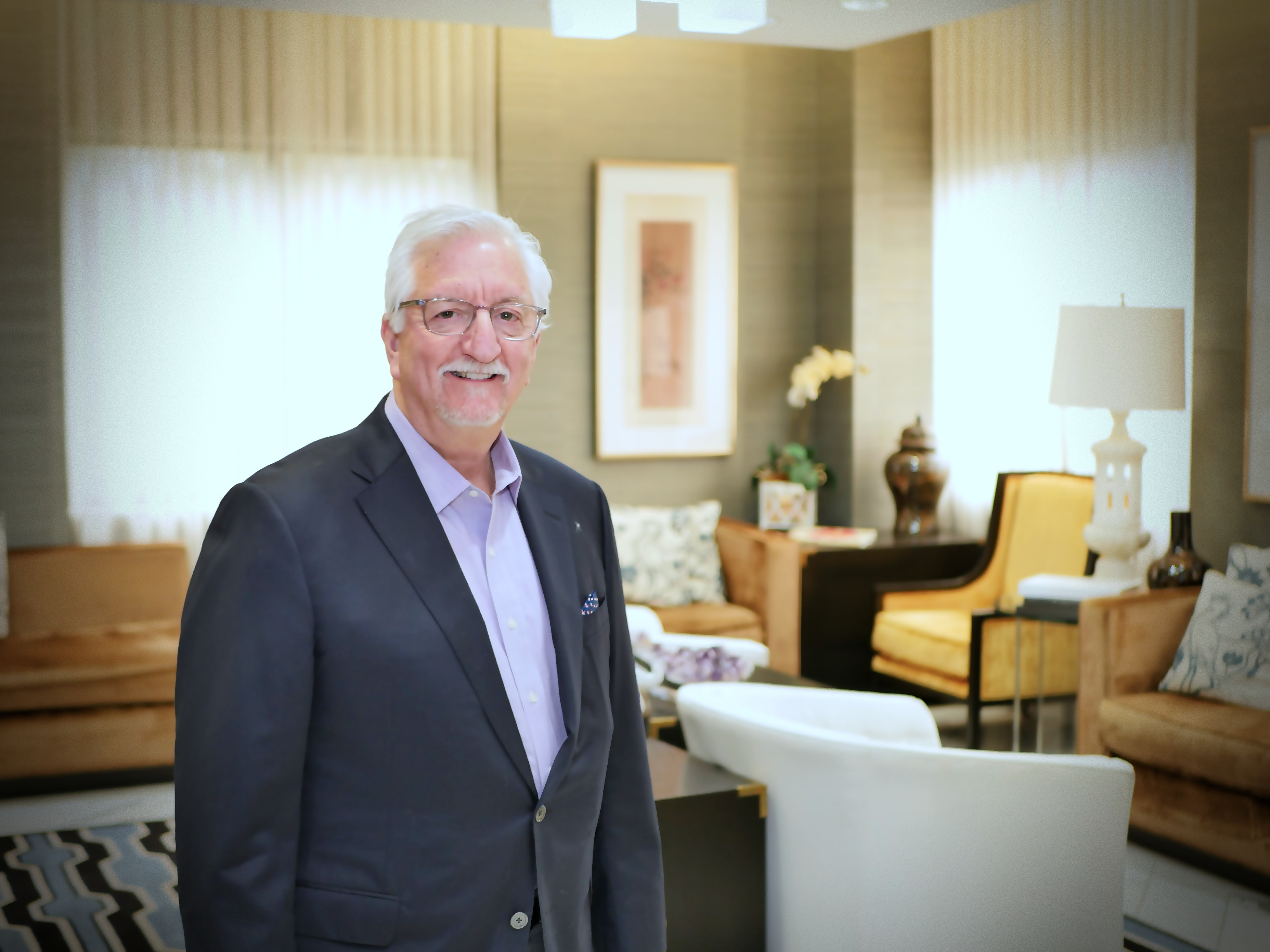 Dennis Simmons, CEO of Elite Surgical Center