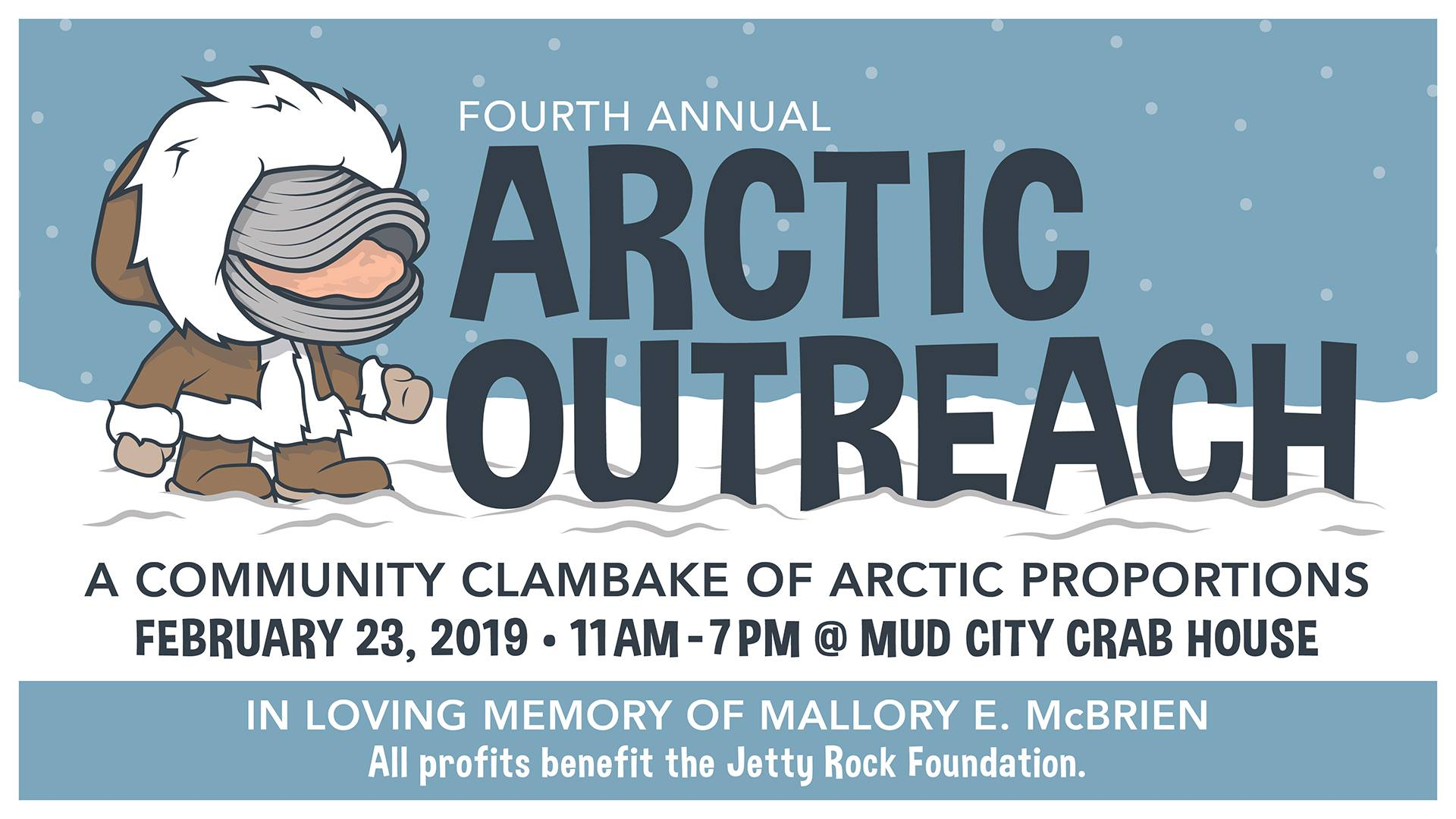 Fourth Annual Arctic Outreach Set For Saturday February 23 At The