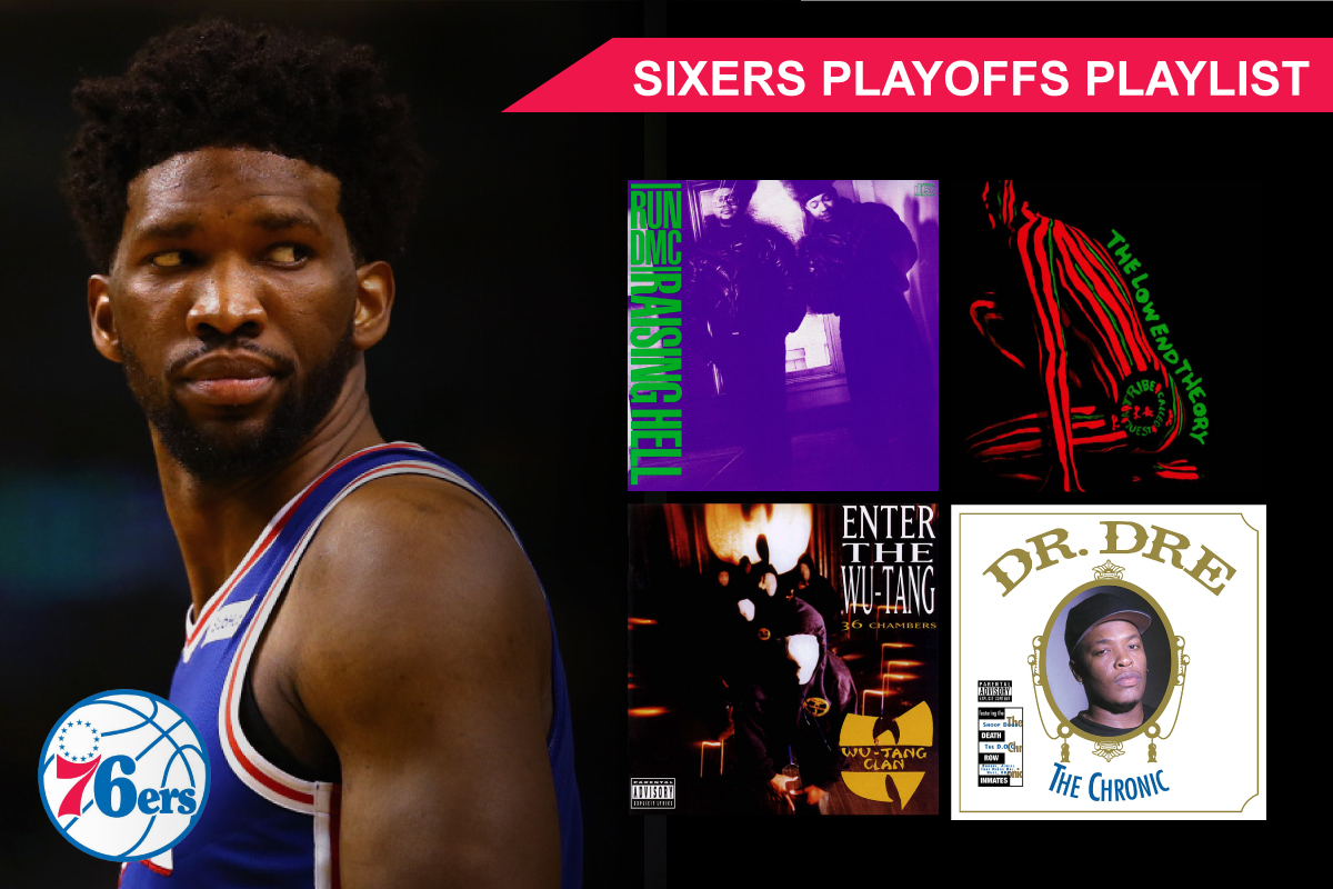 Sixers Playoffs Playlist
