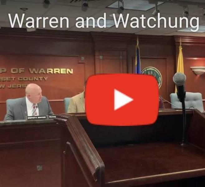 Warren Township committee person Jolanta Maziarz read the proclamation 002C1DEA-8C90-445F-AA5C-8AEB4CCDCF41.jpeg