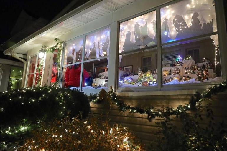 Roselle Park Christmas Light Contest - And The Winners Are …