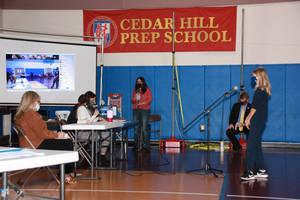 Cedar Hill Prep School Spelling Bee winner is headed to Scripps Regional