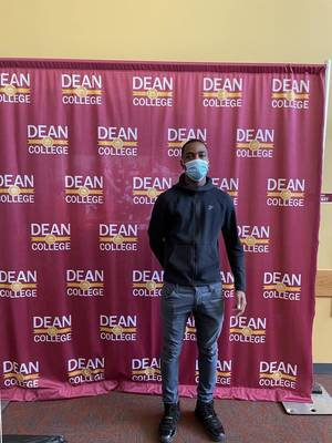 Plainfield High School Class of 2021's Daron Montgomery Headed to Dean College on Presidential Scholarship