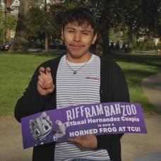 Plainfield's PAAAS Class of 2021's Etbaal Hernandez Cuapio Will Attend Texas Christian University