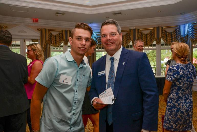 VIDEO: OceanFirst Foundation Hosts 10th Annual Scholarship Dinner,Awards $200,000 to 140 Students From Four Central New Jersey Universities and Colleges