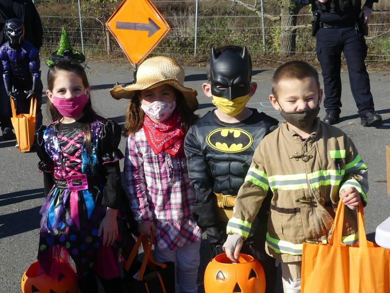 Halloween 2020 Craig Ranch Park Trunk Ot Treat Halloween 2020: Hundreds Attend Safe, Socially Distanced South