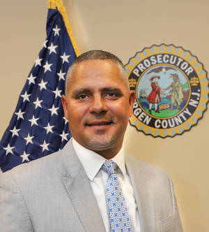 Bergen County Prosecutor's Office Announces Promotion of Jason Love to Chief of Detectives
