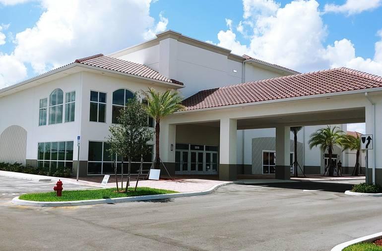 Parkridge New Facility