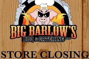 Big Barlow's BBQ Closing Its Doors Due to Rise in Meat Prices & Employee Shortages