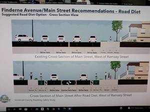 Roadway Safety Study Evaluates Potential Changes for Finderne and Main Streets