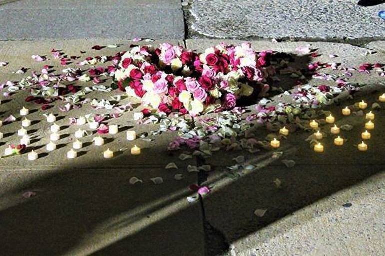 Jersey City Commemorates Lives Lost to COVID-19