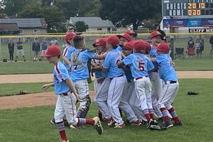 Nottingham Little League Boys Crowned State Champions