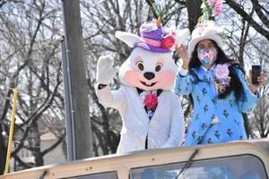 West Side Easter Celebration Brings Back a Taste of 'Normal'