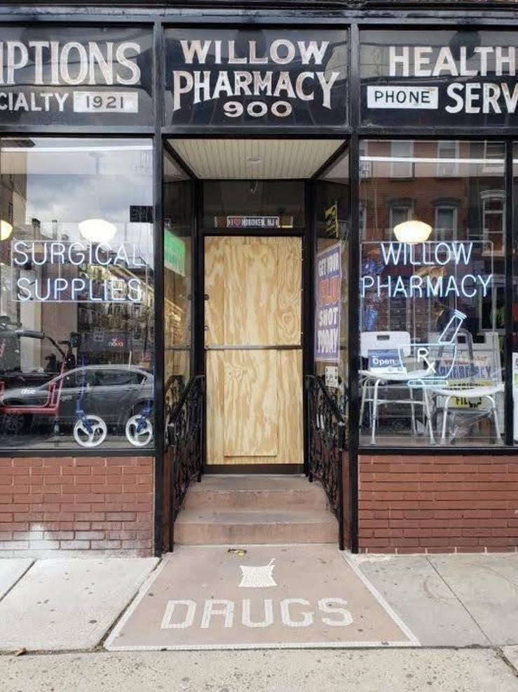 Second Hoboken Pharmacy Burglarized Over the Weekend