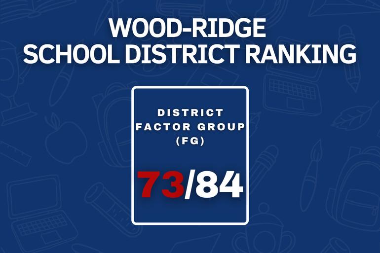 Wood-Ridge School District Factor Group Rank