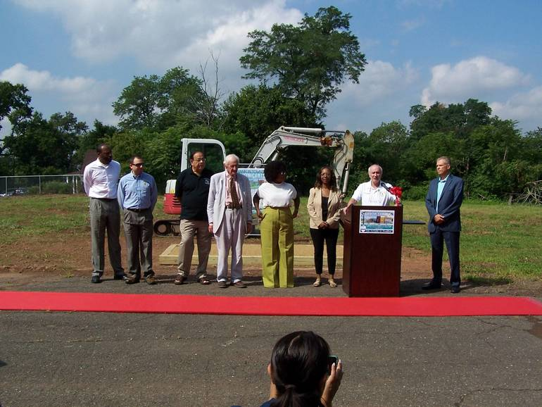 Franklin Township Community Youth Center Groundbreaking Ceremony