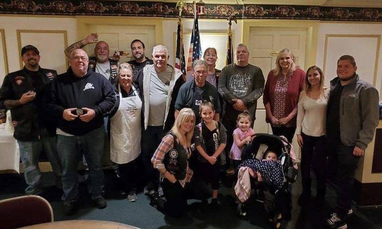 Elks Lodge #2298 Donates $4,000 for Diabetic Alert Dog for South Plainfield Resident Samantha Kaczmarczyk
