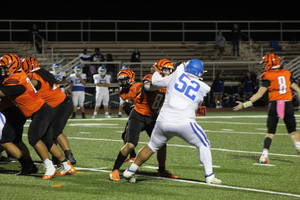 Dominating Second Half Gives Barnegat 48-20 Win Over Lakewood