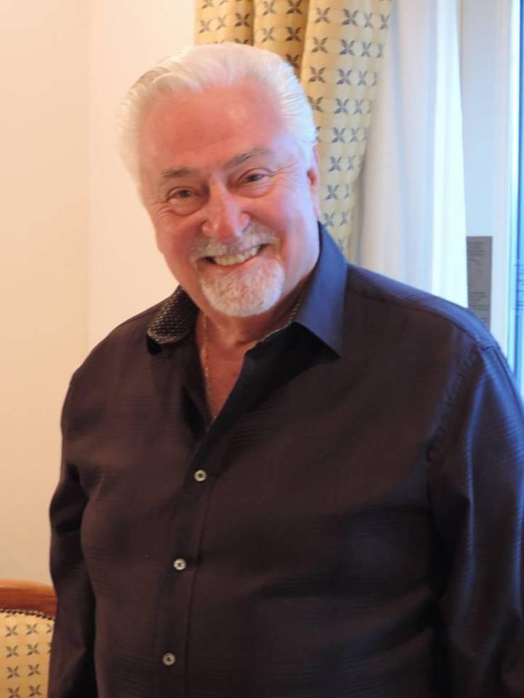 Local author Carl Buccellato