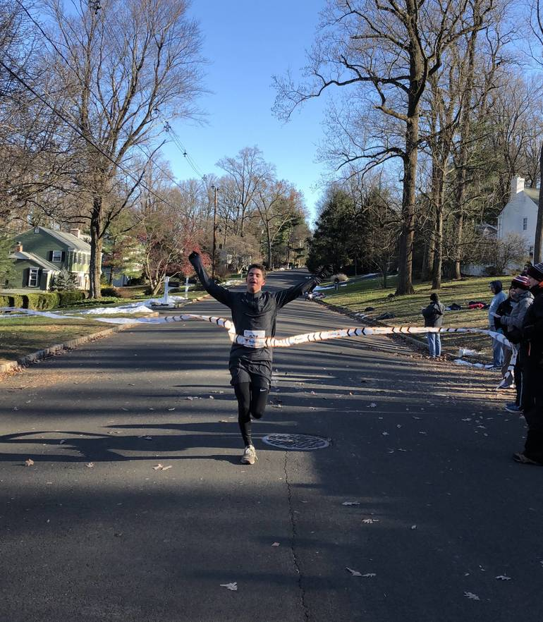 Chatham Turkey Trot Raises $27,000 for Chatham Township Fire Department, Diabetes Research; Gironda, Tato Win Trophies