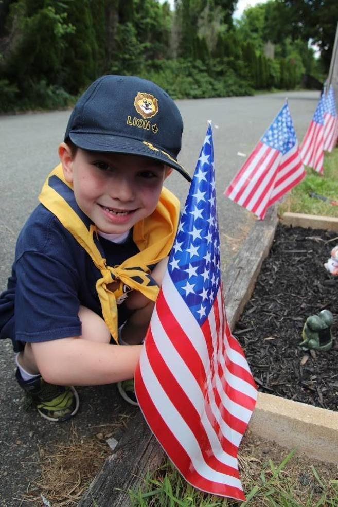 Sussex County Volunteers Step Up to Raise Funds for the  Patriots' Path Council COVID-19 Emergency Relief Fund for Scouting