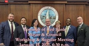 Red Bank Council Takes Heat on Senior Citizen Center, Triggiano and Ballard Trade Barbs