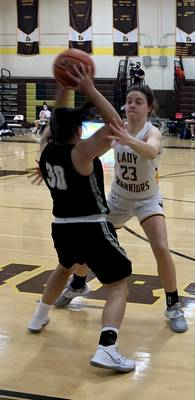WHRHS Girls Basketball: Watchung Hills defeats Bridgewater-Raritan, 44- 35