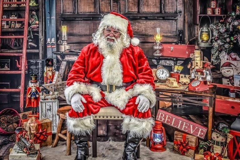 Operation Santa Claus Kicks Off Today at 10 in Madison