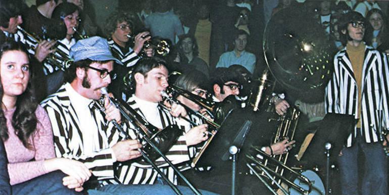 St. Bonaventure Pep Band