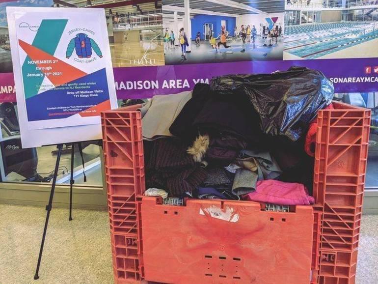Madison Area YMCA hosting Coat Drive; Donate Through Dec. 19