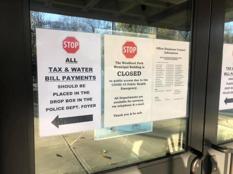 Woodland Park Extends Closure of Town Hall, Library