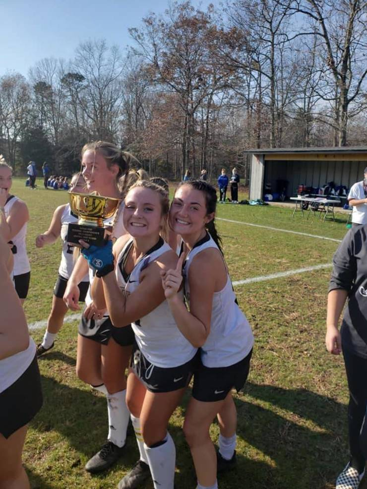 Southern Field Hockey Claims State Championship with 2-0 Victory Over Scotch Plains-Fanwood