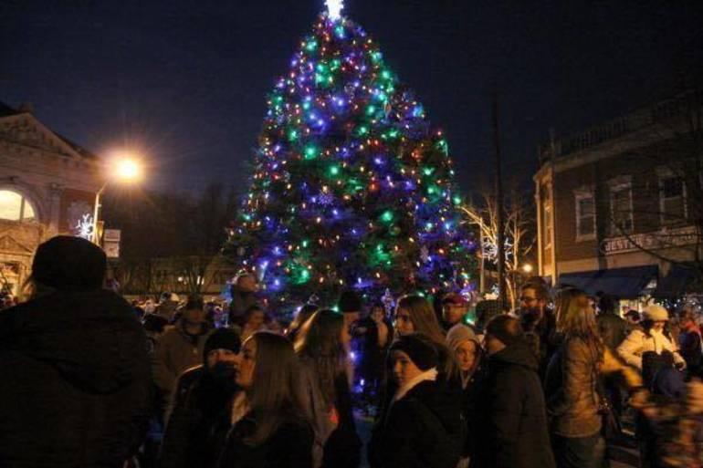Bordentown City Tree Lighting Goes Virtual This Year