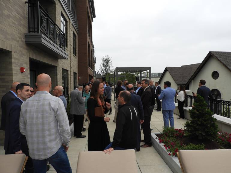 Red Bank's Element Apartment Building has Ribbon Cutting