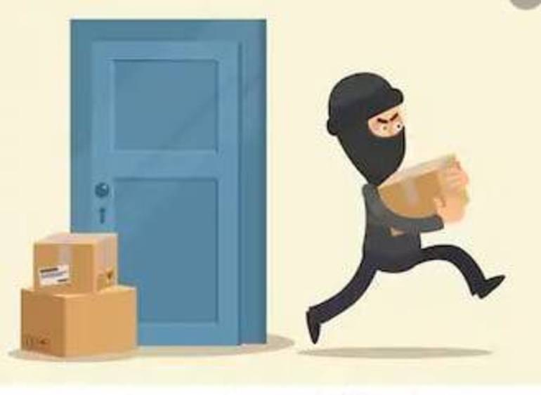 Keep Your Packages Safe This Holiday With Tips from the BTPD