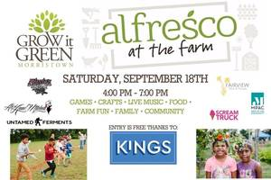 Grow It Green Morristown Family Festival to Honor Local Educator