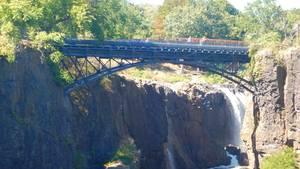 $820,000 NJ DOT Grant Will Make Area Around Paterson's Great Falls More Walkable