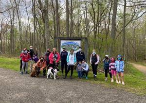 Start of a New Season for Clark Fit Hiking Club