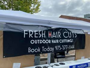 Madison Hair Salon Offering Outdoor Haircutting and Coloring