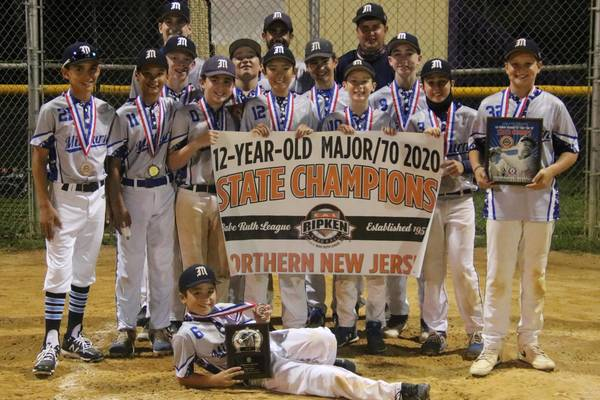 Millburn 12u Baseball Team Defeats Four Time Defending Champions To Win State Tournament Tapinto