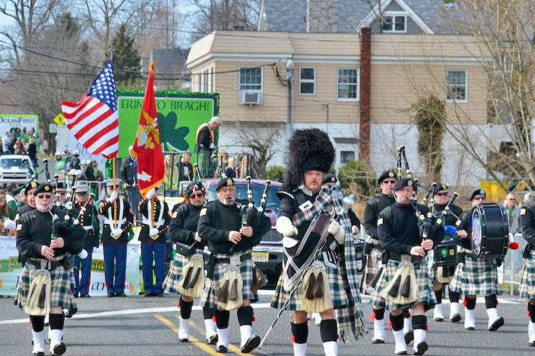2021 Rumson and Belmar St. Patrick's Day Parades Cancelled.