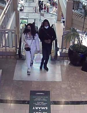 Police Searching for Two in Connection With Identity Theft Purchase in Bridgewater