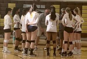 WHRHS Volleyball: Watchung Hills Slams East Side to Advance in State Tournament